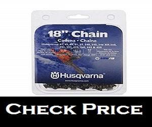 Husqvarna 531300439 18-Inch H30-72 (95VP) Pixel Saw Chain