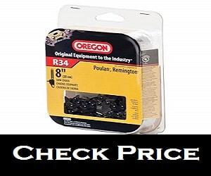 Oregon R34 AdvanceCut 8-Inch Micro Lite Chainsaw Chain