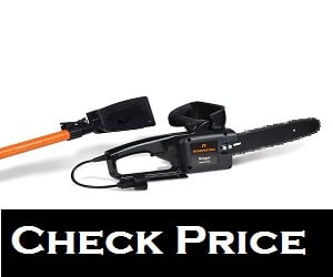 Remington RM1025SPS Ranger 8-Amp Electric 2-in-1 Pole Saw & Chainsaw