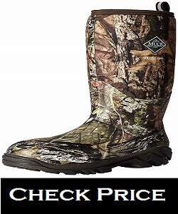 muck boots for hunting