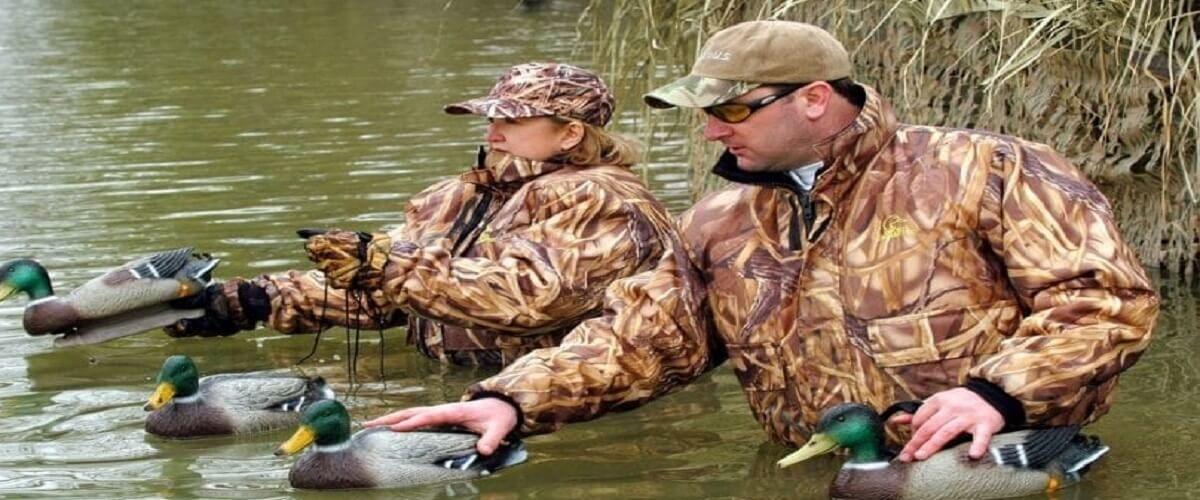 Waterproof Duck Hunting Jacket