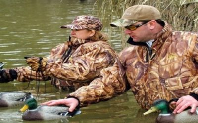 Waterproof Duck Hunting Jacket
