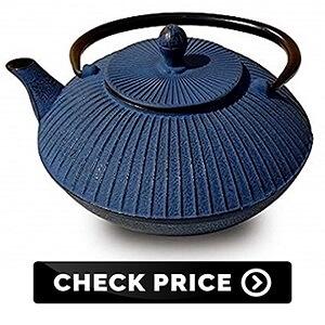 Cast Iron Fidelity Teapot