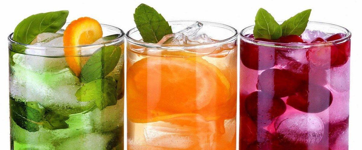 Non-Alcoholic Iced Tea Cocktail Recipe