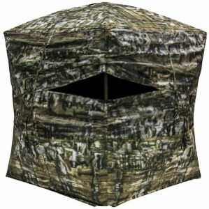 ground blinds for bowhunters