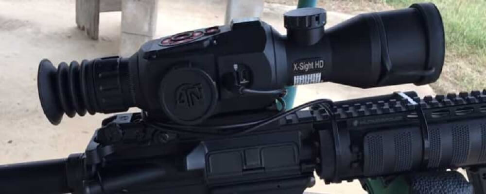 night vision scope for hog hunting