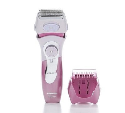 electric shaver for teenage girl